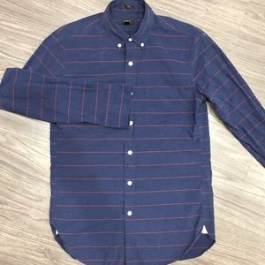 J Crew size small(slim) long sleeve button down